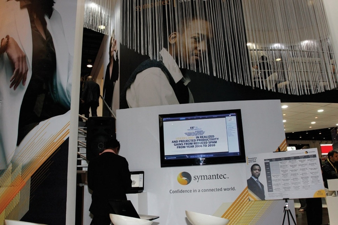 Symantec leads the charge
