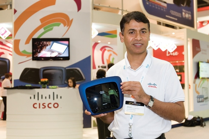 Cisco wows with home wireless products