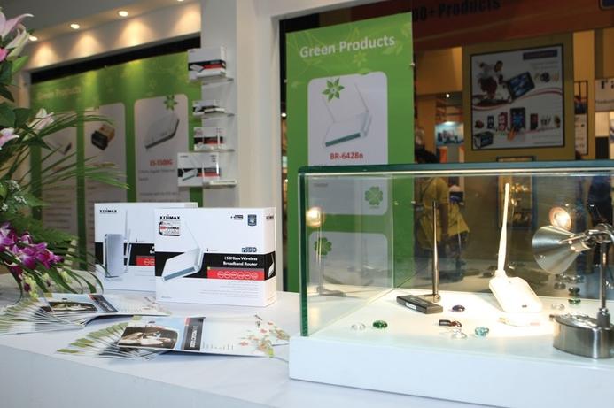 Edimax provides cutting edge network tech