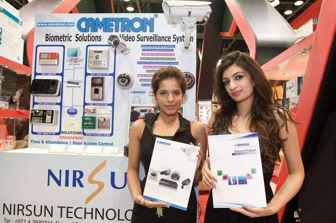 High-end biometrics on offer by Cametron