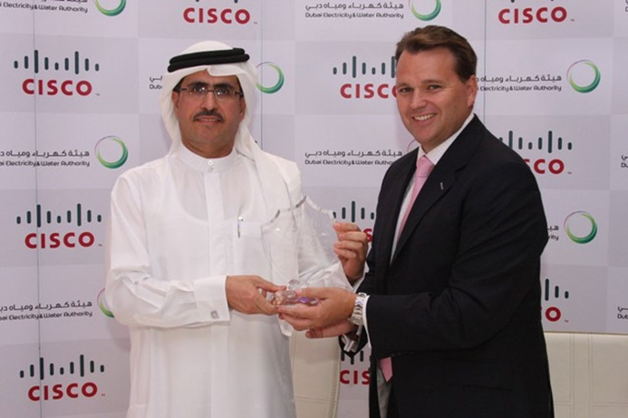 DEWA joins forces with Cisco