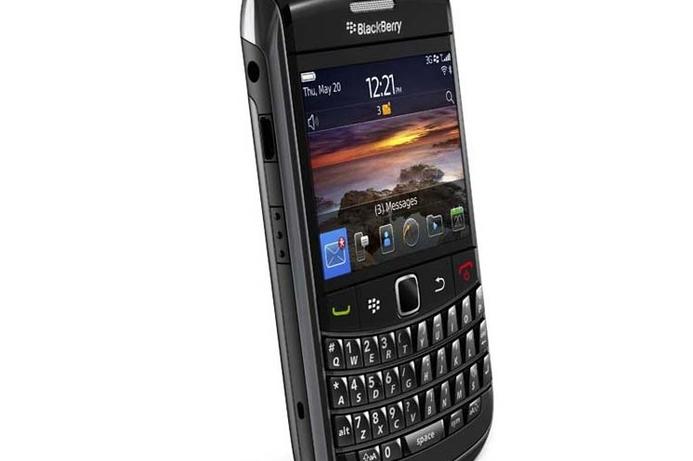 RIM release new BlackBerry Bold 9780