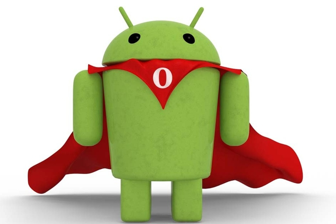 Opera launches Android browser