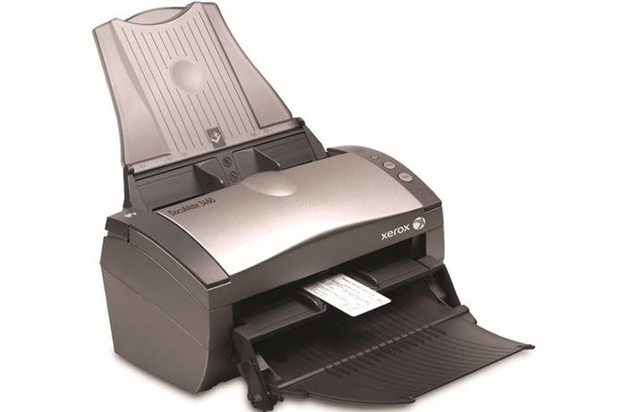 Xerox unveils new compact scanner