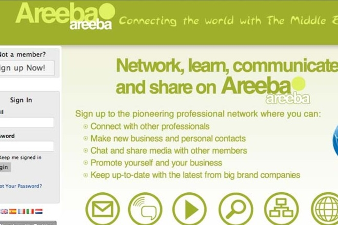 Social network for Arabs enters the fray