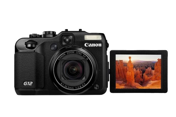 Next generation PowerShot G camera announced