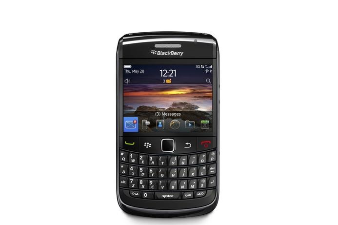 RIM announces Blackberry Bold 9780