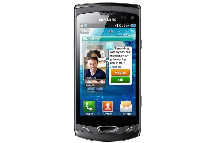 Samsung announces three new Wave smartphones