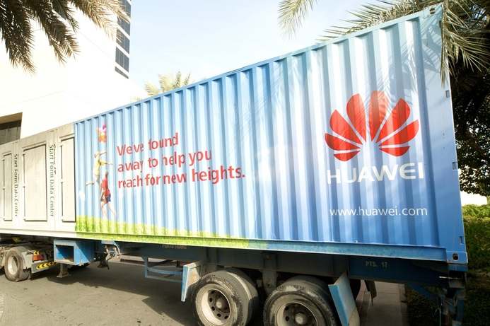 Huawei Enterprise rolls into Middle East