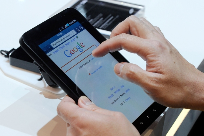 Android fuels strong tablet growth in 2013
