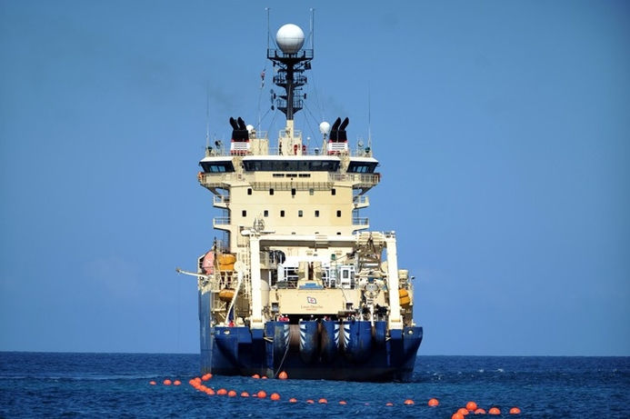 GBI makes first gulf cable landing in UAE
