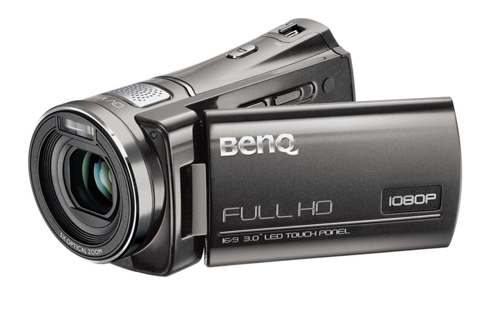 BenQ launches new mini-camcorder