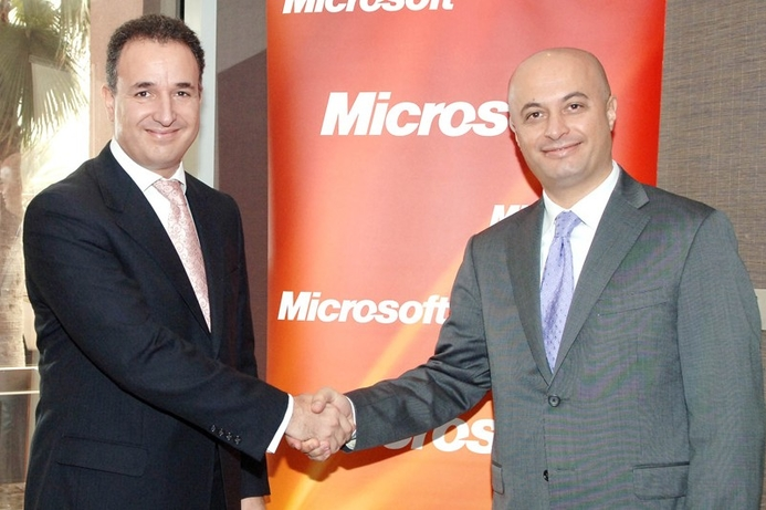 Microsoft Gulf chooses Emitac as DLAR