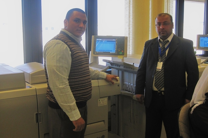 King Fahad Medical City Library uses Canon