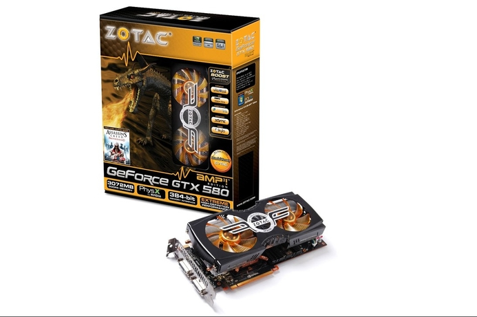 Zotac unleashes super-fast graphics card