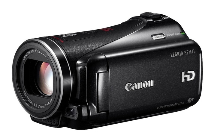 Canon launches new Legria HF models