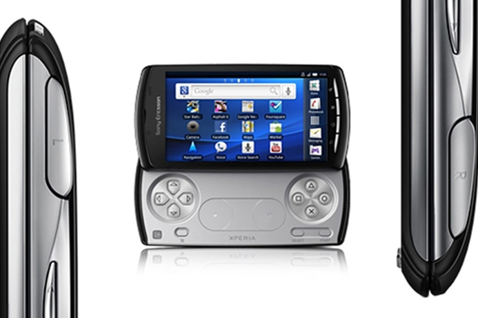 Xperia Play out in stores now
