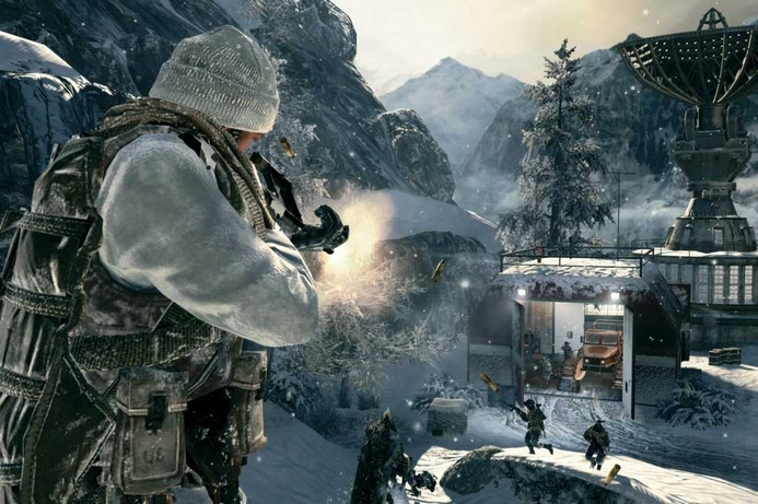 Call of Duty Modern Warfare 3 rakes in the cash