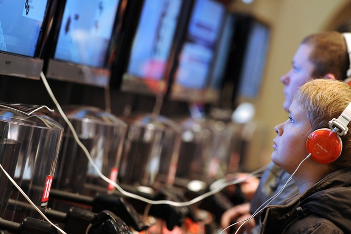 UAE official: Games teaching children to kill