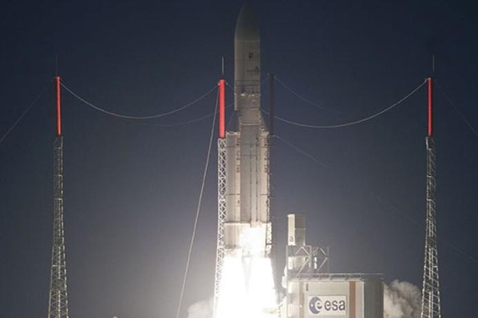 Yahsat's satellite hits final position