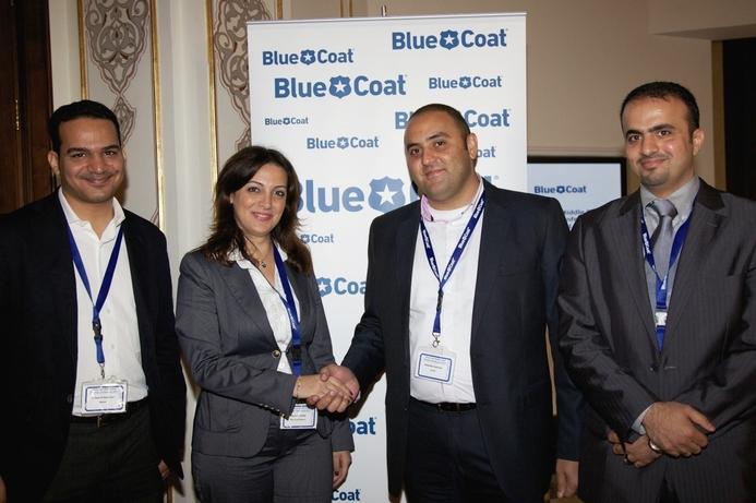 Blue Coat sign Naizak as ME VAD