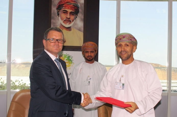 GBM and Oman IT Authority to support SMEs