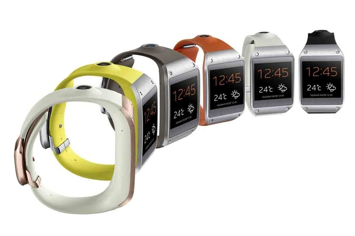 Samsung gets the time out with Galaxy Gear