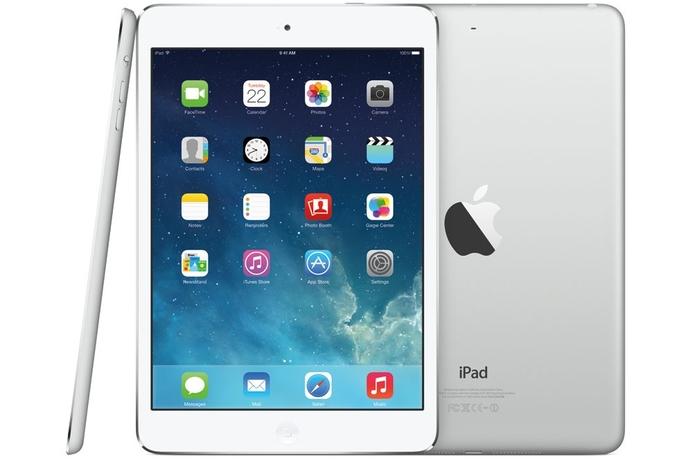 Apple launches iPad mini with Retina display