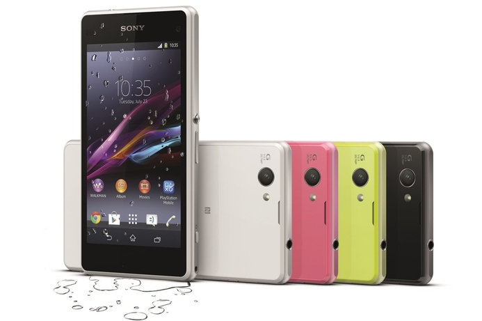 CES 2014: Sony launches Xperia Z1 Compact