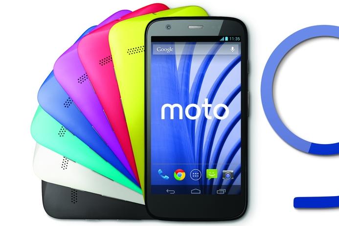 Motorola launches Moto G in the UAE