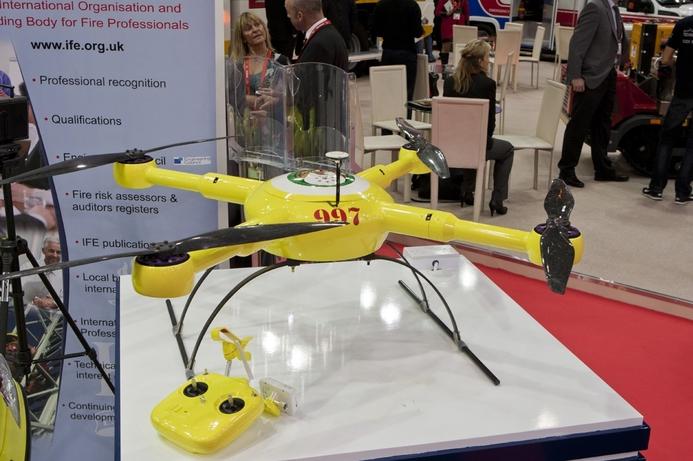 UAE plans aerial delivery drones