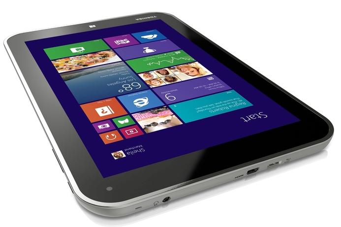 Toshiba unveils Encore WT8 tablet