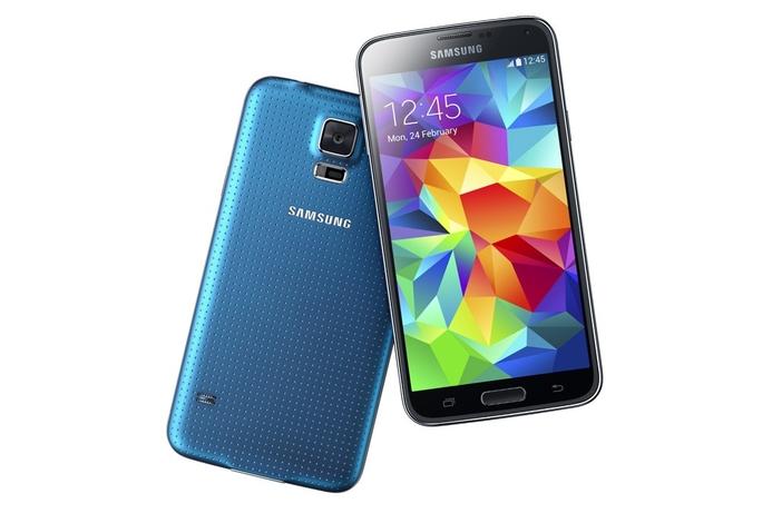 Galaxy S5 fingerprint scanner hacked