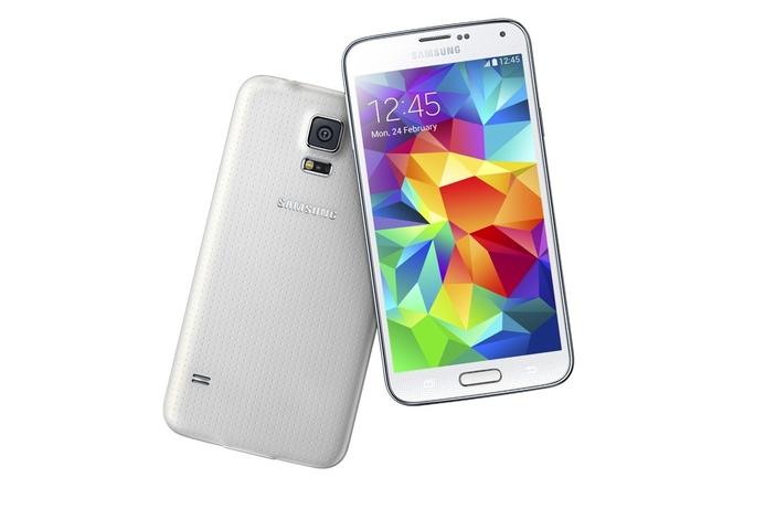 Samsung's Galaxy S5 arrives in UAE