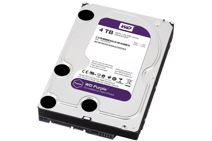 WD launches drives for security surveillance