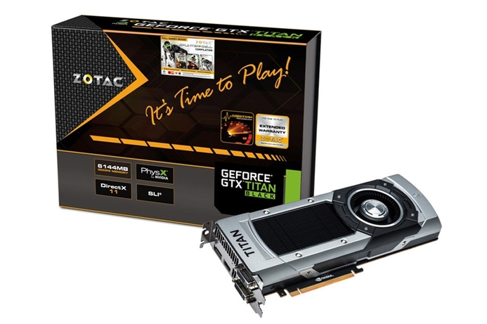 ZOTAC launches new performance, flagship graphics cards