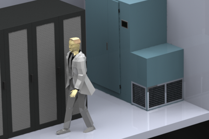 EcoCooling launches cooler for small server rooms