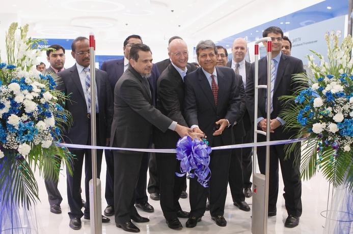 Samsung opens eighth brand shop in UAE