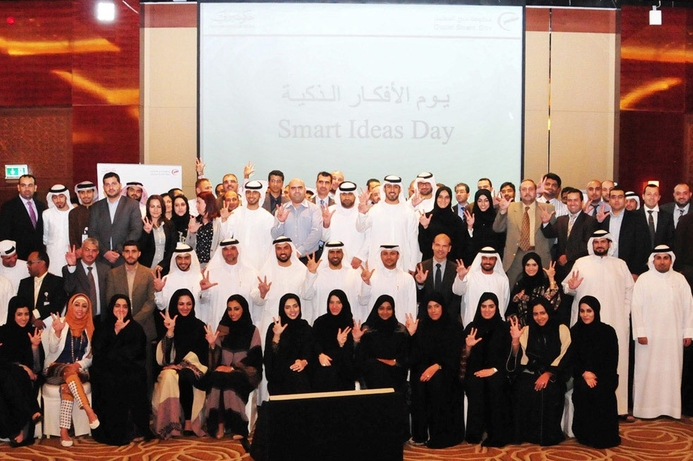First DSG Brainstorming Session generates over 500 suggestions