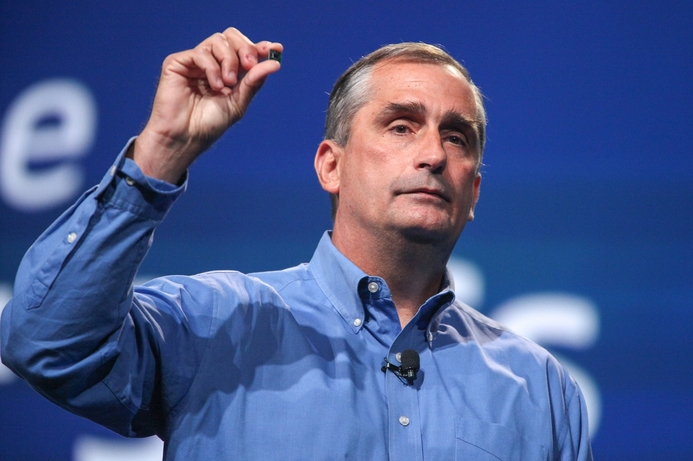 Intel CEO outlines new computing opportunities