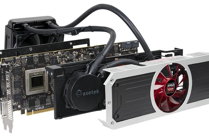 AMD launches Radeon R9 295X2 Graphics Card