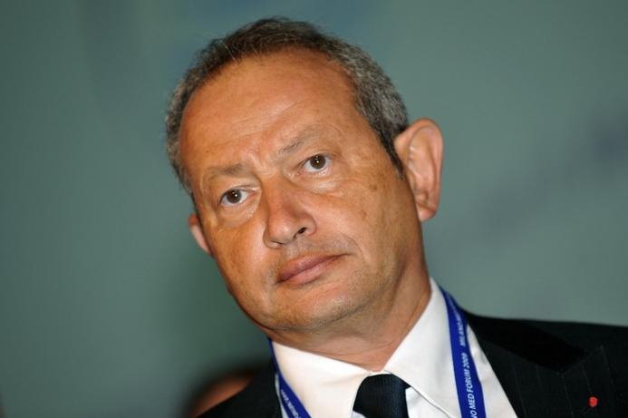 Sawiris still eyes Telecom Italia