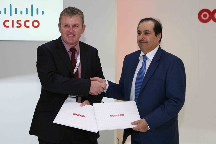 Ooredoo and Cisco partner on smart cities, services
