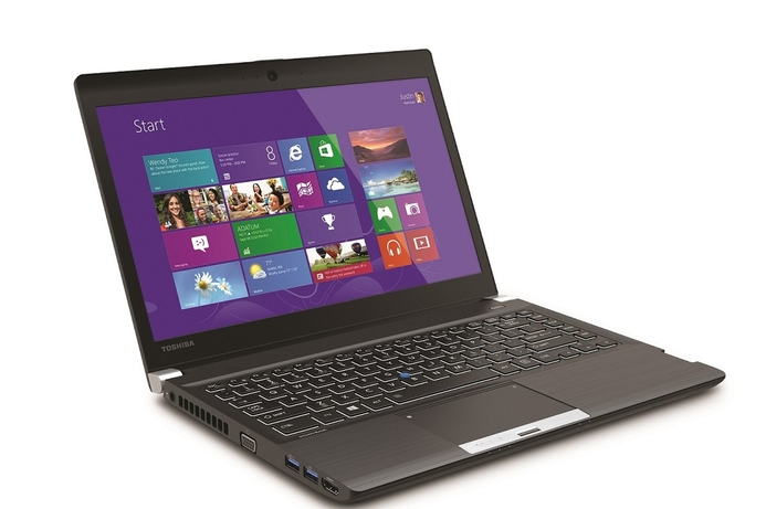 Toshiba introduces 'ultra-portable' notebook