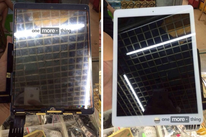 Leaked next-gen iPad pics suggest weight-loss continues