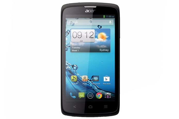 Acer has no plans for 4G Intel smartphone