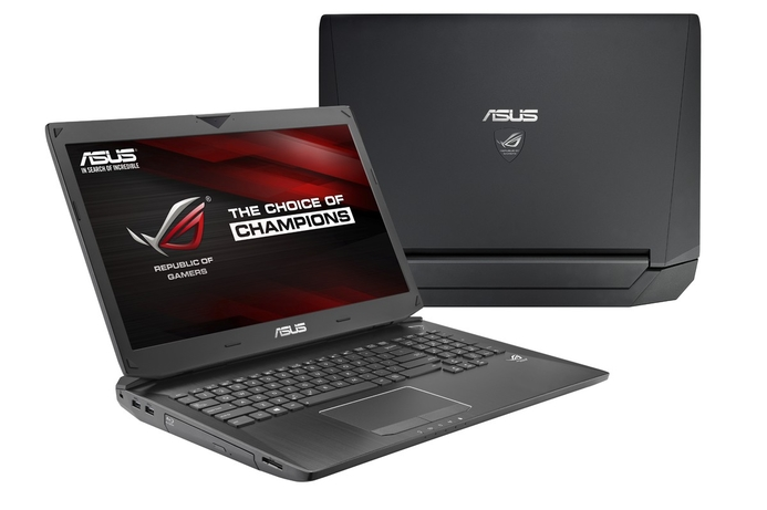 ASUS Republic of Gamers launches gaming notebooks