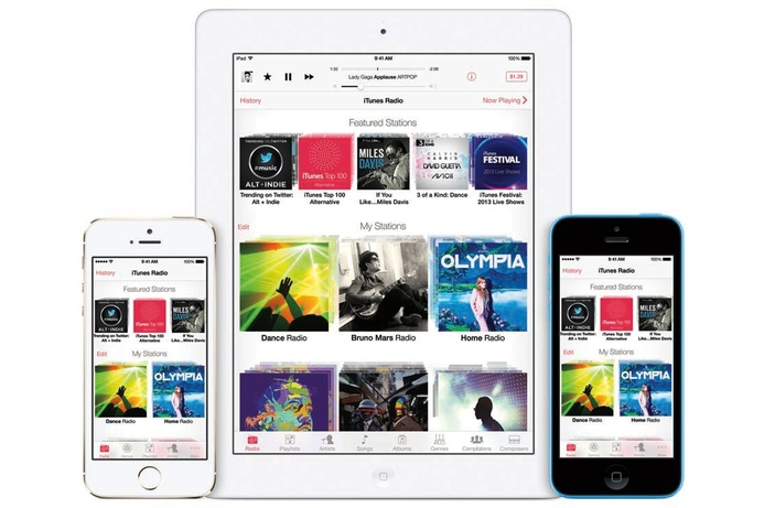 Apple reports slump in iPad sales as iPhone sales rise