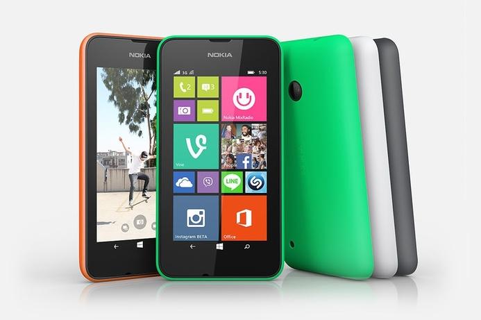 Microsoft unveils budget Lumia 530