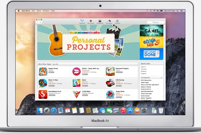 Apple to release public beta of OS X Yosemite today